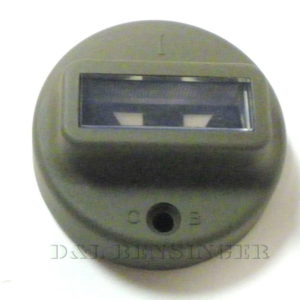 BLACK OUT MARKER LIGHT MB DOOR