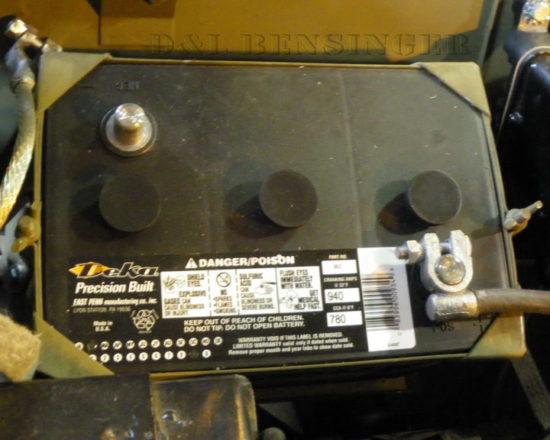 BATTERY 6V MB/GPW