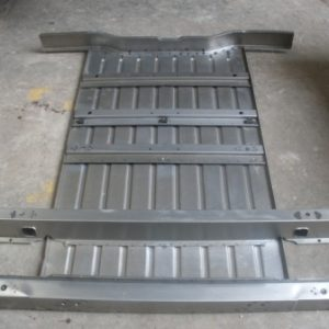 CJ8 REAR FLOOR WITH SUPPORTS