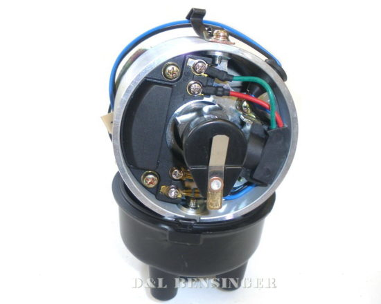 DISTRIBUTOR 4 CYL IGNITION ELECTRONIC