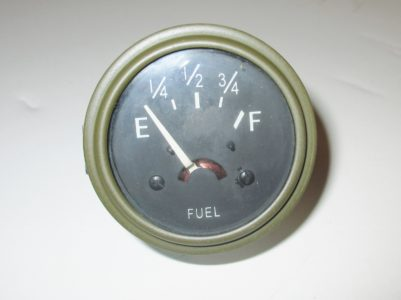 GAUGE GAS 6V BM