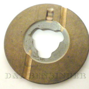 3/4 TRANSFER CASE INTER SHAFT THRUST WASHER