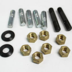 HARDWARE KIT  INTAKE/EXHAUST STUD MB/GPW