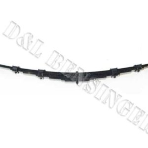 LEAF SPRING REAR MB PI 9 LEAF