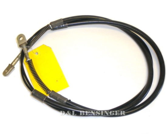 MB-T HAND BRAKE CABLE