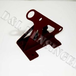 OIL FILTER BRACKET TO BLOCK