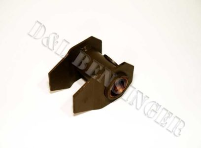 PEDAL SHAFT RETAINER ASSEMBLY
