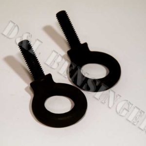 PINTLE HOOK EYE BOLT