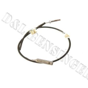 PARK BRAKE CABLE LATE MB