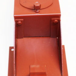 SPARE TIRE SUPPORT M38