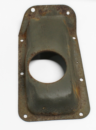 TRANSMISSION PLATE COVER