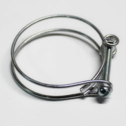 AIR CLEANER HOSE CLAMP, WIRE TYPE, MB