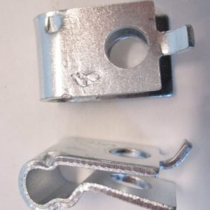 PARK BRAKE CABLE CLAMP SET F MARKED