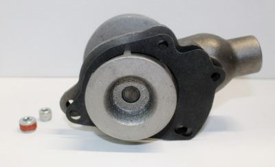 WATERPUMP SINGLE PULLEY