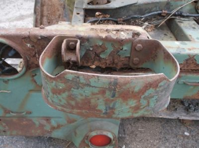 M151A1 REAR HALF