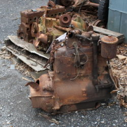 USED ENGINE CORES, CALL FOR PRICE