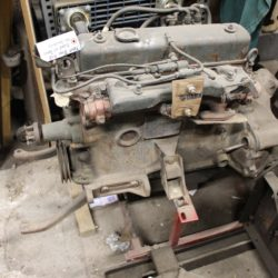 MB ENGINE, REBUILT  ** SOLD **