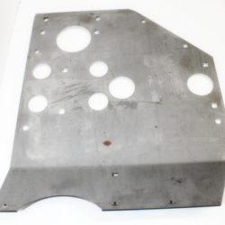 SKID PLATE CJ2A, 3A, 5, M38, A1