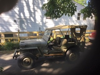 1944 Willys MB (ground up restoration)