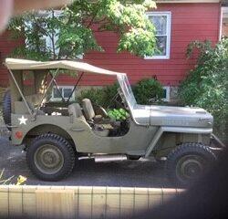 1944 Willys MB (ground up restoration)