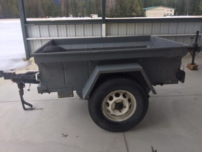 Mighty Mite project with Trailer